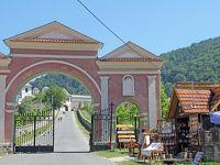ブルガリアとルーマニアをレンタカーで回る旅 4日目 ルムニクヴァルチャ から ブラショフまで