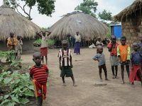 南スーダンからの難民支援でウガンダへ