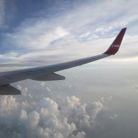 Tway航空TW293便・TW292便搭乗記