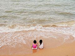 約10年ぶりの...微笑みさがし...(パタヤの夜景、Walking Streetを歩いてみる編) - Thailand - from Brasil #14(パタヤ/タイランド)
