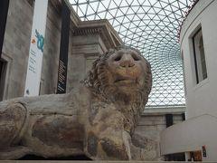 英語できないオタクが行くロンドン一人旅�〜大英博物館&早速観劇