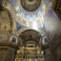 母娘でサンクトペテルブルグへお気楽旅行 6:イサク大聖堂見学とネフスキー通りでショッピング