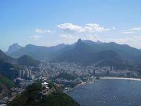 南米2018旅行記 【22】リオデジャネイロ4(ポン・ジ・アスーカル2)