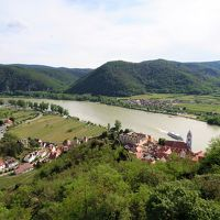 オーストリア旅行記3 〜ドナウ川下りとデュルンシュタイン