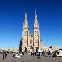 2018 ブエノスアイレス郊外のルハン大聖堂を見に Google Mapが使えない!?