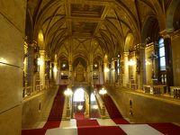 9.ドナウクルーズ後、ブダペスト街歩き2日目。国会議事堂・オペラ座見学・リスト音楽院に博物館など。