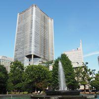ルーヴル美術館展と東京ミッドタウン日比谷&日比谷公園