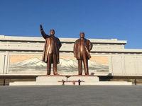 念願の北朝鮮へ
