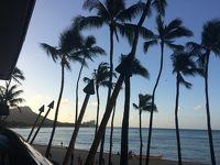 JAL SKY SUITE(プレエコアップグレード)で行くハワイ@リッツカールトン5泊�なんとかハワイ満喫
