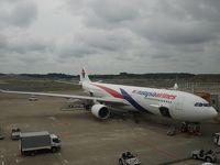 マレーシア 出張合い間の旅 移動日