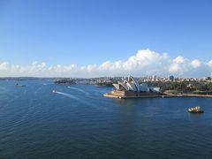シドニー 1日3万歩越えの旅�