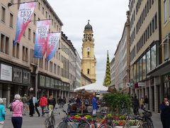 ヨーロッパ・友人夫婦と巡る初夏の中欧4都市10日間の旅 ミュンヘン編