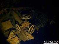 73年前の戦場へトラック諸島でDIVE!暗闇の機械室へ!〜特設潜水母艦 平安丸(HEIAN MARU)〜