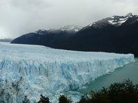 2018冬南米5か国の旅�ペリトモレノ氷河ツアー&パイネ国立公園一日バスツアー