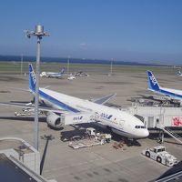 久しぶりの羽田空港(第ニターミナル)