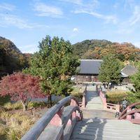 金沢称名寺の紅葉と風景