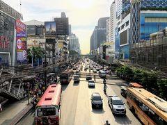 バンコクへバックパッカー風一人旅 【 2018年6〜7月 3泊5日 】