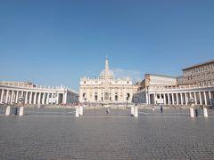 南イタリア中心に世界遺産を巡る旅 その1 成田〜ローマ・バチカン