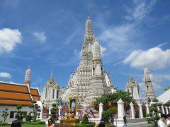 微笑みの国タイ、バンコクで癒された旅行病の会4人組。合い言葉はやっぱり私たちもってるわ〜、で興奮がとまらない4日間の旅1日目