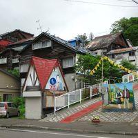 18 新緑の北海道 哀愁の町夕張 ぶらぶら歩き暇つぶしの旅ー4