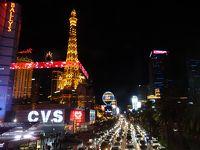 18)砂漠の不夜城ラスベガスで 街歩き&人間ウォッチングを楽しむ 3年前と変ったことも、、