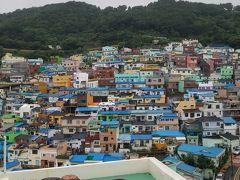 雨ニモマケズ、釜山で観光&グルメ大満喫