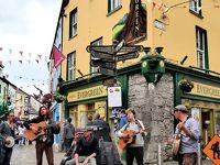 アイルランド旅行10日間(災難から始まったゴールウェイの滞在)
