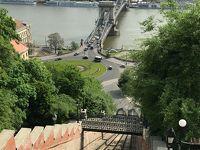 ☆春のプラハでモルダウを〜♪.:* ハンガリー・スロバキア・チェコ周遊10日間☆vol.5 花のブダペスト街歩き♪王宮の丘★