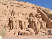 5つ星ナイル川クルーズで巡る感動のエジプト8日間:(その4)アブ・シンベル神殿を巡る
