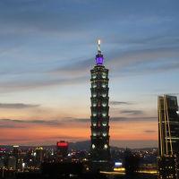 夏の台湾 ひとり旅・街歩き 〜初日〜