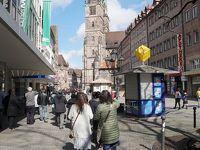 JALパック 旅行記 ドイツ ライン川 古城ホテル と ロマンチック街道 8日間 7日〜8日目 ニュ−ルンベルク・帰国