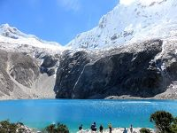 団塊夫婦5回目の世界一周絶景の旅—ペルー編(4)標高4580mの69湖トレッキング・70歳夫婦の挑戦は?