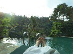 初バリ島で5泊7日�ロイヤルピタマハ泊・ウブド観光