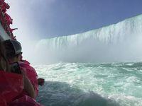 2018年 老夫婦カナダ横断旅行  (ナイアガラ滝編)