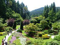 憧れの夏のカナダ旅行その�*花盛りのバンクーバー&ビクトリア*