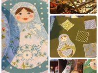 お土産屋さんで、ロシア語を楽しもう お土産屋Matreshka Tanushka SPB