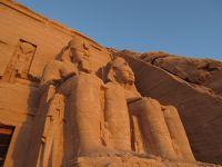 悠久の歴史の流れを感じさせる旅 エジプト 〜 アブシンベル 〜