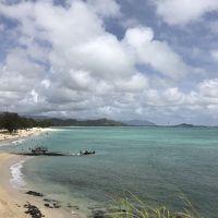 2018年 ─ 女子旅 in Hawaii ─ � カイルアビーチ ♪