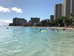 2018年 ─ 女子旅 in Hawaii ─ � ワイキキ散歩 ♪