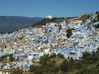 モロッコを往く、おじさん一人旅14日間 no8 シャウエンの街を楽しんでからタンジェに移動