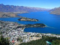 ニュージーランド(New Zealand)旅行 2015年12月 � オークランド、クイーンズタウン