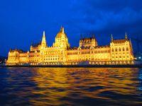 なんとなくブダペスト ブダペストまでの道のりと街歩き -3日目-