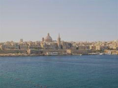 はちみつ色の島をのんびり歩く マルタその1
