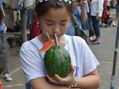 タイ バンコク チャトゥチャック ウィークエンドマーケットへ♪