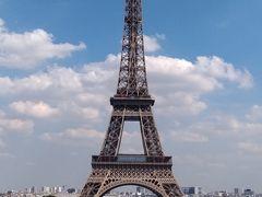 ロンドンからパリ日帰り旅行その1