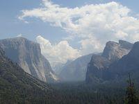 JALファーストクラスで行くサンフランシスコ 貧乏旅の予感 �ヨセミテ国立公園