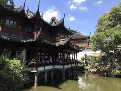 JALビジネスクラスで行く初めての上海� 豫園観光