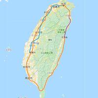 2018-7月 盛りだくさん台湾 01 桃園機場着、高鉄で嘉義まで移動