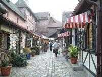 ドイツ旅 私の旅の原点 ニュルンベルク