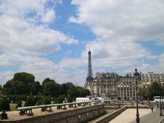 【フランス・パリ】*バスに乗ってパリを満喫♪ドキドキの一人旅 Part3* ~ポンデザール・エッフェル塔・凱旋門~